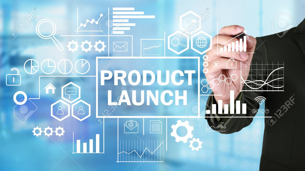 PRODUCT LAUNCH THROUGH LATEST TECHNOLOGY