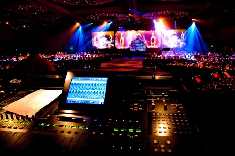 Impact of audiovisual in Events