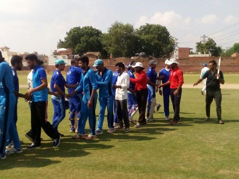 Corporate Cricket Match