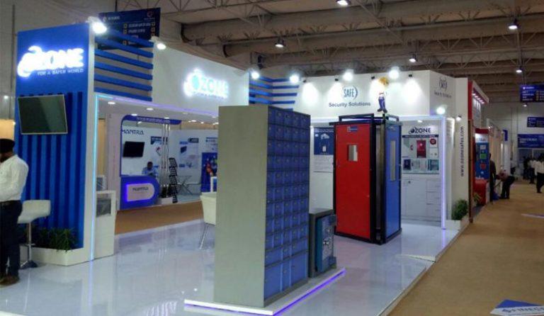 Exhibition centres in India