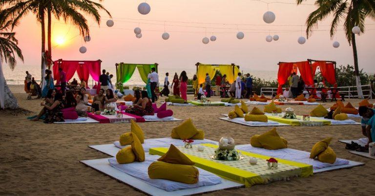 best event venues in Goa