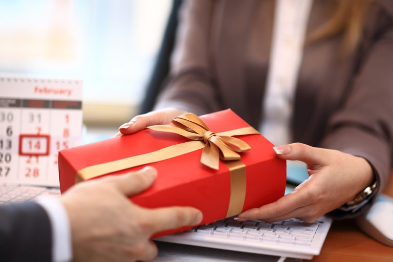 best ideas for corporate gifting