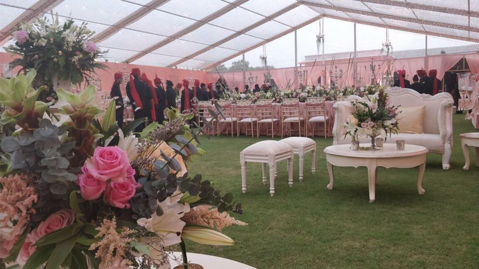 Event Equipment Rental, Fabrication and Setup Prices in India