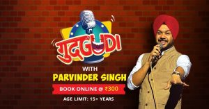 Upcoming Events in India for comedy lovers