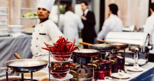 Food caterer