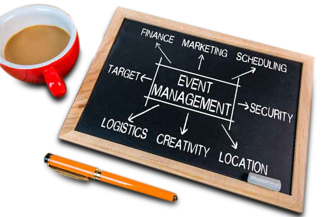 features of Event Planners