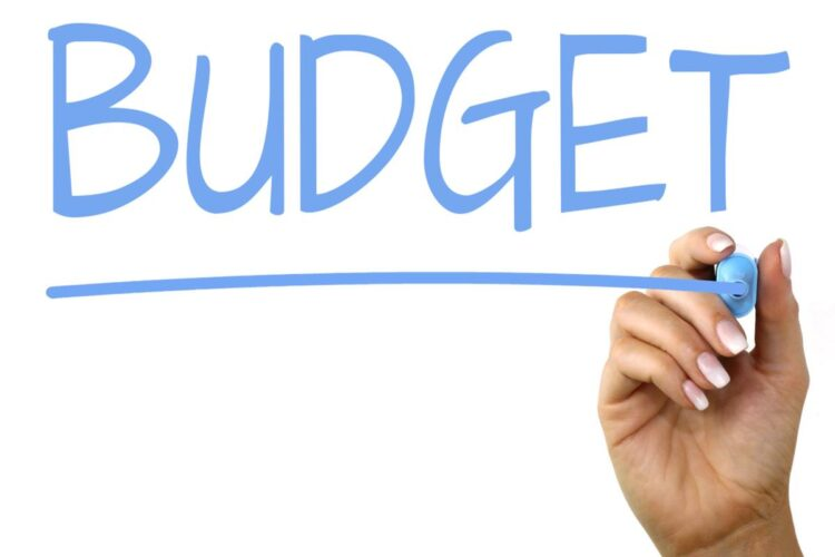 Event budget planning