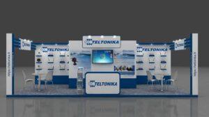 Exhibition stall designer in Delhi NCR