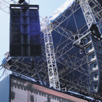 Audio systems enhance the liveliness of an event