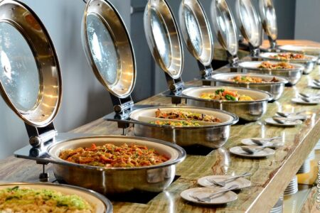 Food caterers can make your event more memorable