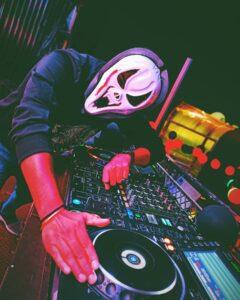 DJ Arjun Shah