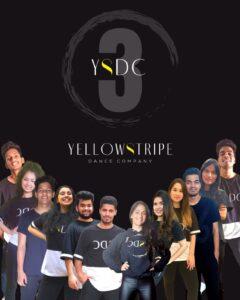 The yellow stripe dance Co.