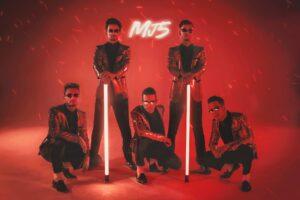 MJ5 dance troupe