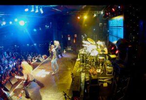 Alcatrazz band Goa