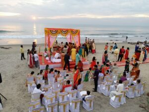 Hire Artist for wedding in Goa