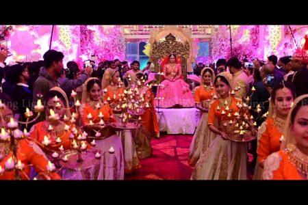 Top 10 Bride Entry Ideas