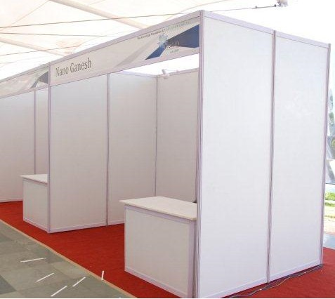 Exhibition Stall Booking In : Octonorm on rent ! hire exhibition structure in delhi ncr greater